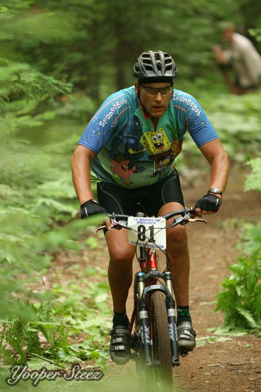 12 Hours of Potluck Mountain Bike Race