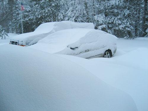 Upper Peninsula snowstorms
