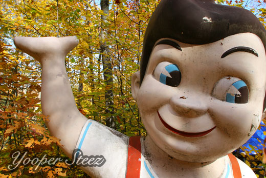 Negaunee Big Boy Graveyard