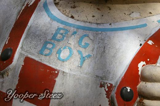 The Big Boy Graveyard