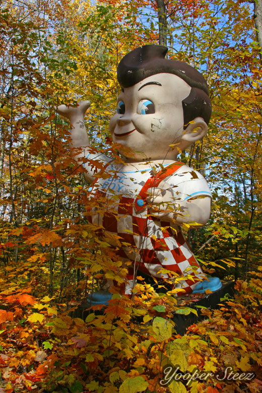 Michigan Big Boy Graveyard