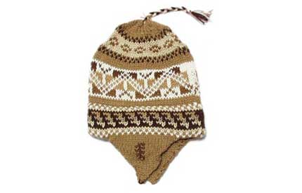 Knit Skiing Hat