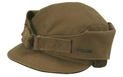 Canvas Wildfowl Hat