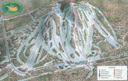 Big Powderhorn Ski Hill