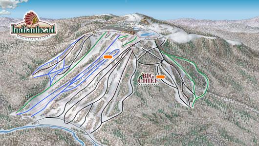 Indianhead Ski Hill