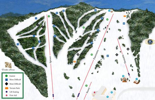 Pine Mountain Ski Hill